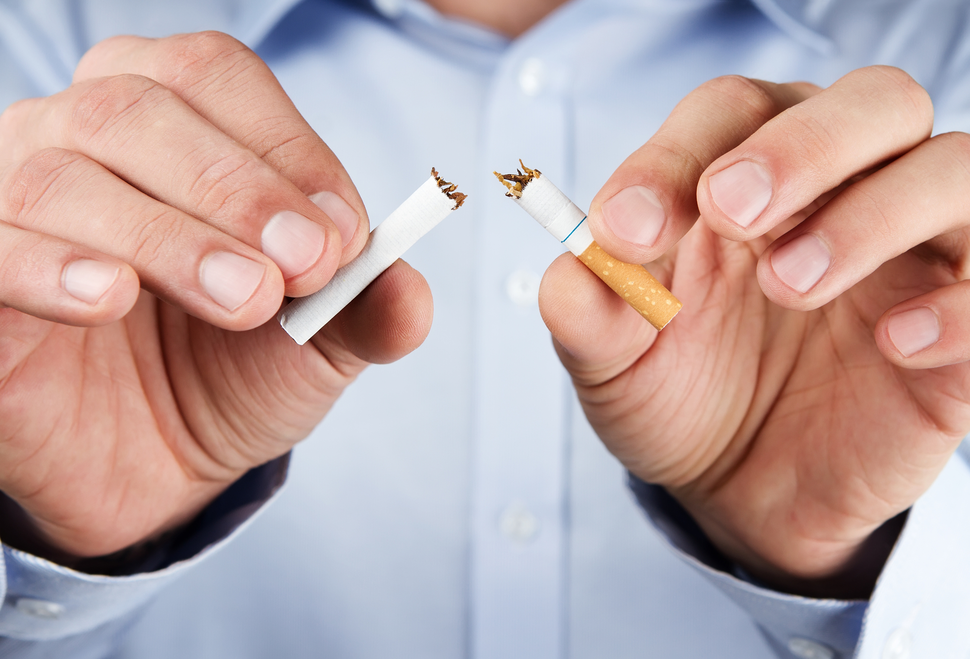 Five products to consider when looking to quit smoking